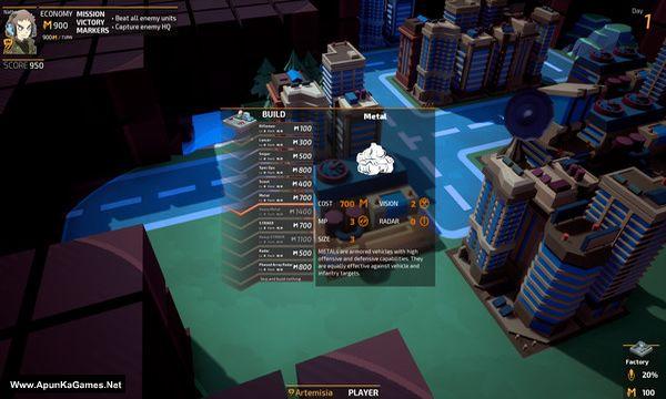 TINY METAL Screenshot 3, Full Version, PC Game, Download Free