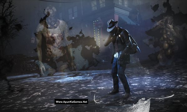The Sinking City Screenshot 1, Full Version, PC Game, Download Free