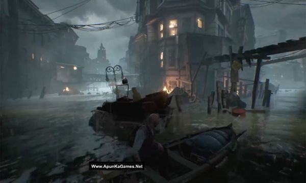 The Sinking City Screenshot 2, Full Version, PC Game, Download Free