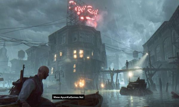 The Sinking City Screenshot 3, Full Version, PC Game, Download Free