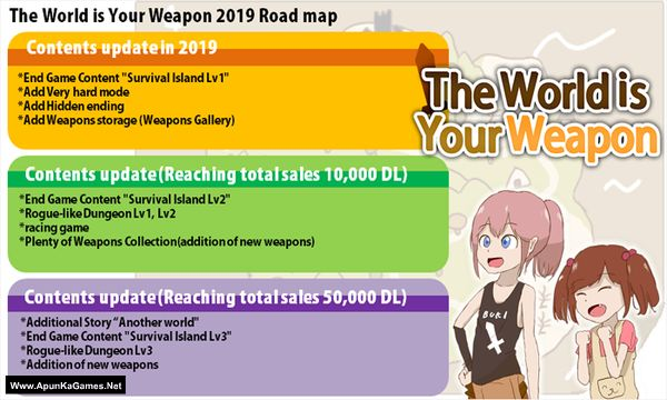 The World is Your Weapon Screenshot 3, Full Version, PC Game, Download Free