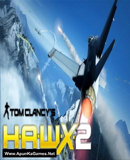 Tom Clancy's H.A.W.X 2 Cover, Poster, Full Version, PC Game, Download Free