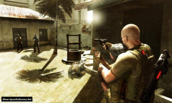Tom Clancy's Splinter Cell: Double Agent Screenshot 2, Full Version, PC Game, Download Free
