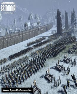Total War Saga Thrones of Britannia Cover, Poster, Full Version, PC Game, Download Free