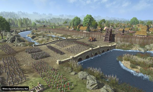 Total War Saga Thrones of Britannia Screenshot 1, Full Version, PC Game, Download Free