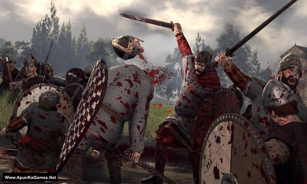 Total War Saga Thrones of Britannia Screenshot 3, Full Version, PC Game, Download Free