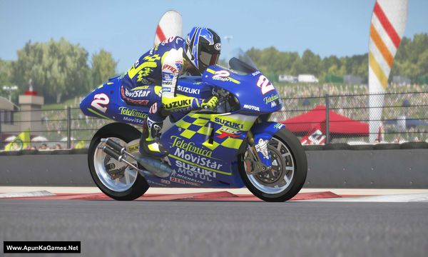 Valentino Rossi: The Game Screenshot 1, Full Version, PC Game, Download Free