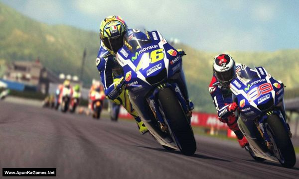Valentino Rossi: The Game Screenshot 2, Full Version, PC Game, Download Free