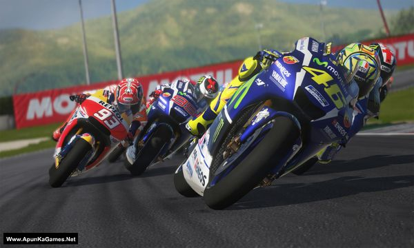 Valentino Rossi: The Game Screenshot 3, Full Version, PC Game, Download Free