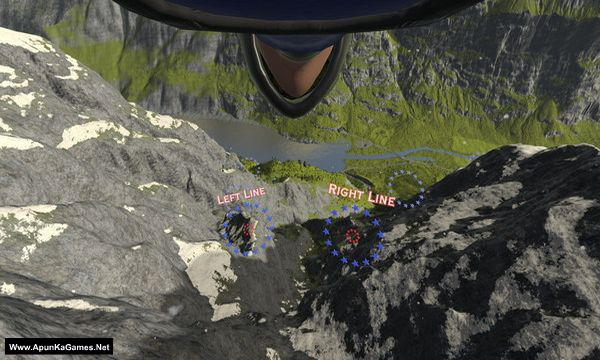 Wingsuit: Gudvangen Screenshot 1, Full Version, PC Game, Download Free