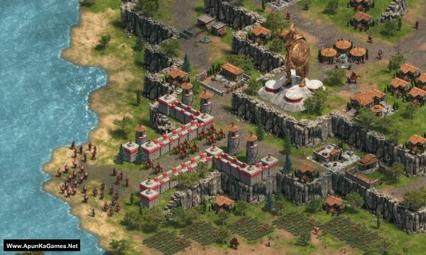 Age of Empires: Definitive Edition Screenshot 1, Full Version, PC Game, Download Free