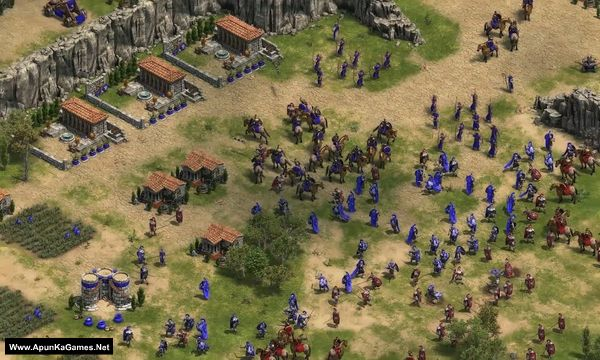 Age of Empires: Definitive Edition Screenshot 2, Full Version, PC Game, Download Free