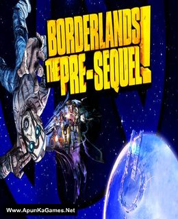 Borderlands: The Pre-Sequel Cover, Poster, Full Version, PC Game, Download Free