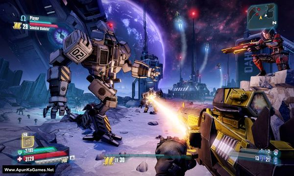 Borderlands: The Pre-Sequel Screenshot 1, Full Version, PC Game, Download Free