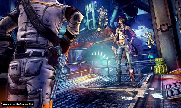 Borderlands: The Pre-Sequel Screenshot 3, Full Version, PC Game, Download Free