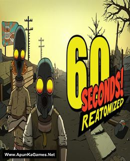 60 Seconds! Reatomized Cover, Poster, Full Version, PC Game, Download Free
