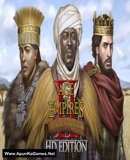Age of Empires II HD: The African Kingdoms Cover, Poster, Full Version, PC Game, Download Free