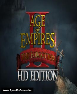 Age of Empires II: The Forgotten Cover, Poster, Full Version, PC Game, Download Free