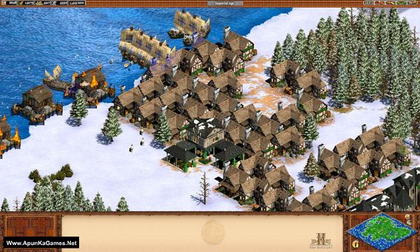 Age of Empires II: The Forgotten Screenshot 1, Full Version, PC Game, Download Free