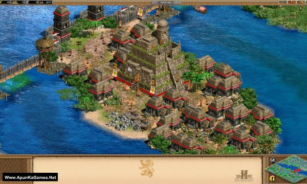 Age of Empires II: The Forgotten Screenshot 2, Full Version, PC Game, Download Free