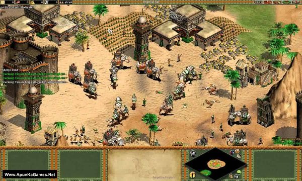 Age of Empires II: The Forgotten Screenshot 3, Full Version, PC Game, Download Free