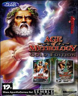Age of Mythology: Gold Edition Cover, Poster, Full Version, PC Game, Download Free
