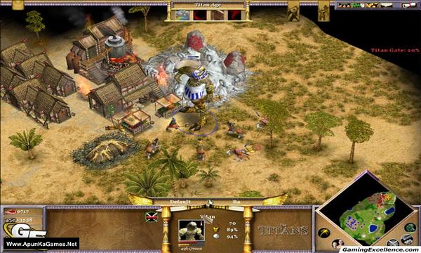 Age of Mythology: Gold Edition Screenshot 2, Full Version, PC Game, Download Free