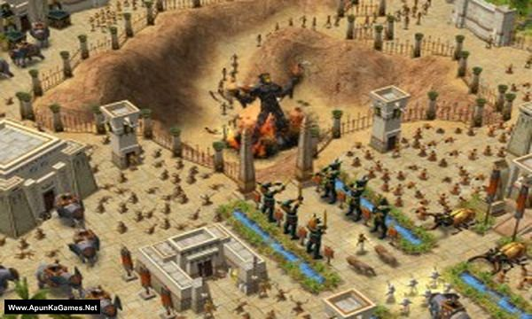 Age of Mythology: Gold Edition Screenshot 3, Full Version, PC Game, Download Free