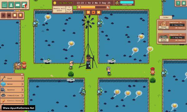 Aquaculture Land Screenshot 1, Full Version, PC Game, Download Free