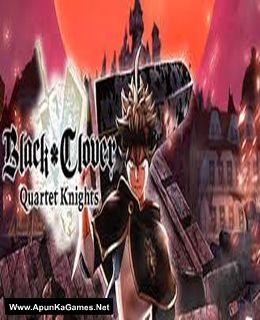 Black Clover: Quartet Knights Cover, Poster, Full Version, PC Game, Download Free