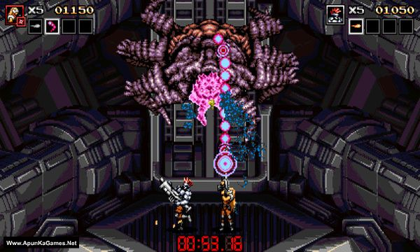 Blazing Chrome Screenshot 2, Full Version, PC Game, Download Free