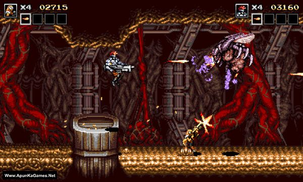 Blazing Chrome Screenshot 3, Full Version, PC Game, Download Free