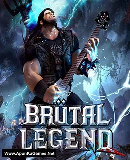 Brütal Legend Cover, Poster, Full Version, PC Game, Download Free