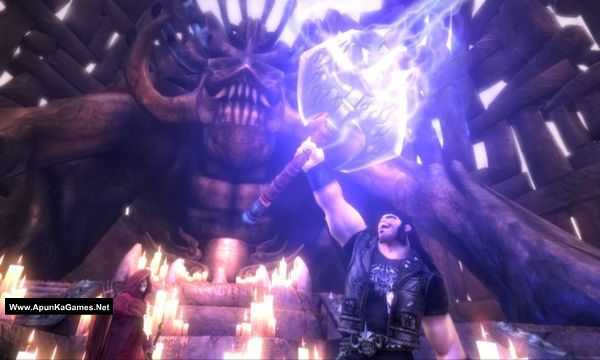 Brütal Legend Screenshot 1, Full Version, PC Game, Download Free