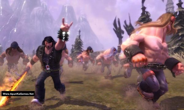 Brütal Legend Screenshot 2, Full Version, PC Game, Download Free