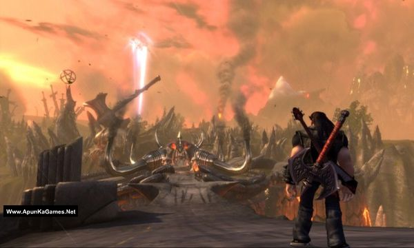 Brütal Legend Screenshot 3, Full Version, PC Game, Download Free