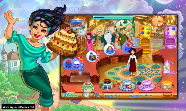 Cake Mania 3 Screenshot 3, Full Version, PC Game, Download Free