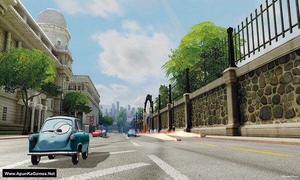 Cars 2 Screenshot 2, Full Version, PC Game, Download Free