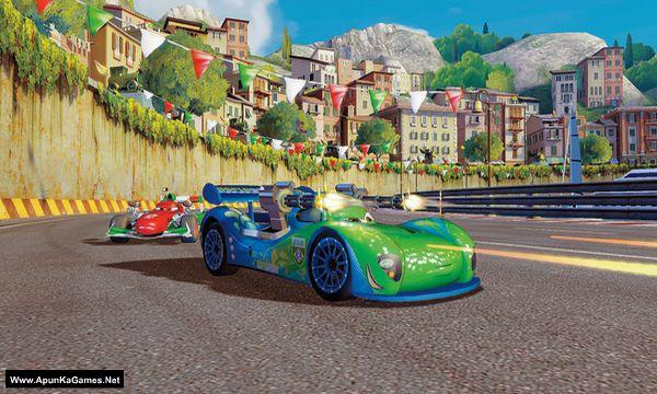 Cars 2 Screenshot 3, Full Version, PC Game, Download Free