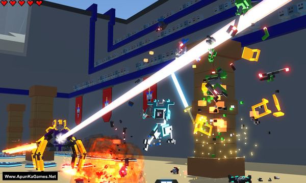 Clone Drone in the Danger Zone Screenshot 2, Full Version, PC Game, Download Free