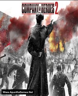 Company of Heroes 2: Master Collection Cover, Poster, Full Version, PC Game, Download Free