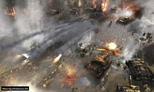 Company of Heroes 2: Master Collection Screenshot 1, Full Version, PC Game, Download Free
