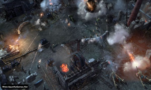 Company of Heroes 2: Master Collection Screenshot 3, Full Version, PC Game, Download Free
