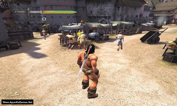 Conan Screenshot 1, Full Version, PC Game, Download Free