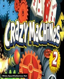 Crazy Machines 2 Cover, Poster, Full Version, PC Game, Download Free