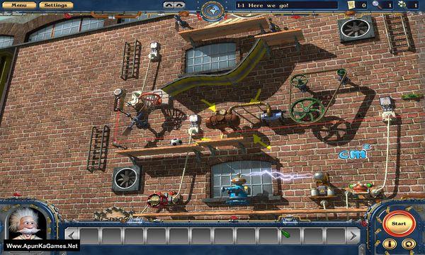 Crazy Machines 2 Screenshot 1, Full Version, PC Game, Download Free