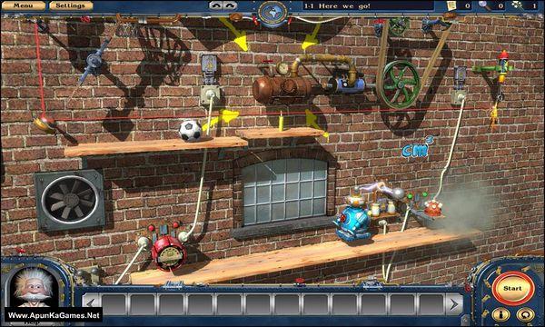 Crazy Machines 2 Screenshot 2, Full Version, PC Game, Download Free