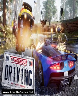 Dangerous Driving Cover, Poster, Full Version, PC Game, Download Free