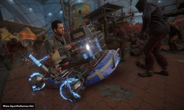 Dead Rising 4 Screenshot 1, Full Version, PC Game, Download Free