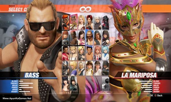 Dead or Alive 6 Screenshot 3, Full Version, PC Game, Download Free